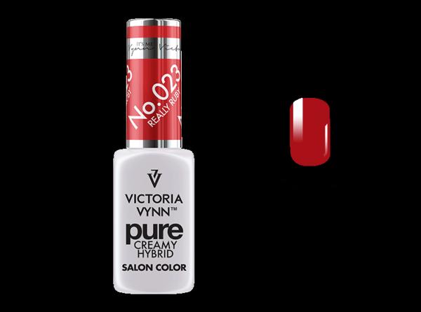 Victoria Vynn Pure Color - No.023 Really Ruby 8 ml
