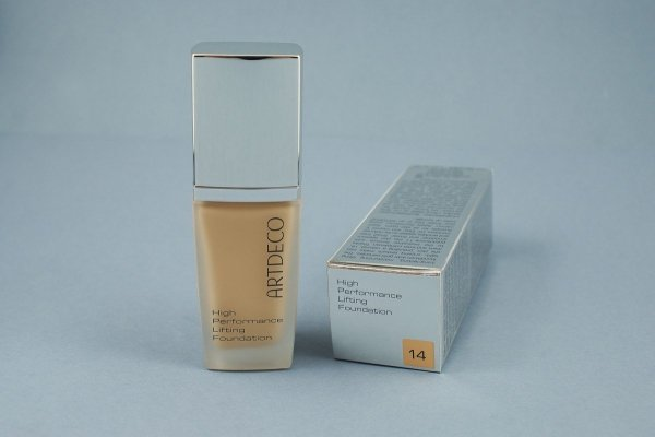 Artdeco - Podkład - Hight performance lifting - 30 ml