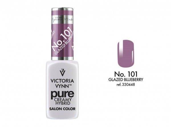 Victoria Vynn Pure Color - No.101 Glazed Blueberry  8 ml