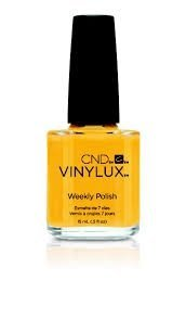 CND Vinylux Banana Clips - 15 ml