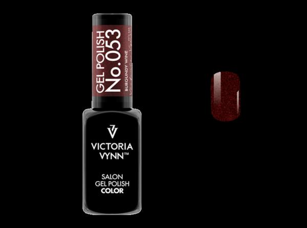 Victoria Vynn Gel Polish Color - Burgundy Wine No.053 8 ml