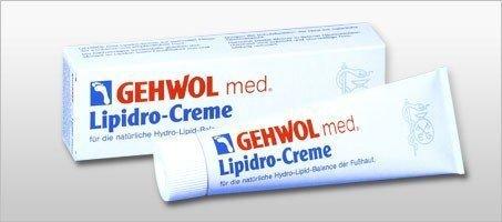 Gehwol - med Lipidro krem - 125 ml