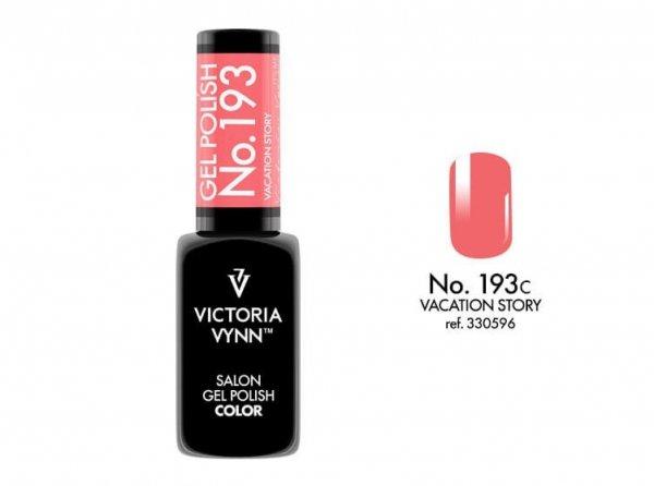 Victoria Vynn Gel Polish Color - Vacation Story No.193 8 ml