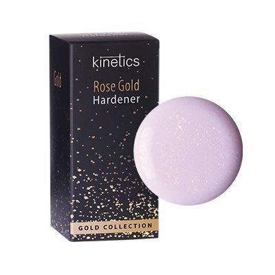 Kinetics - Utwardzacz Rose Gold Hardener - 15ml