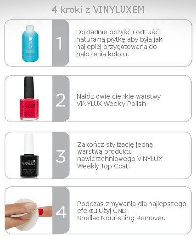 CND Vinylux Lobster Roll - 15 ml