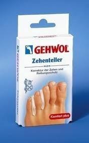 Gehwol - Rozdzielacz do palców żelowy ( duży 8 mm ) - 15 szt. 315 251 000