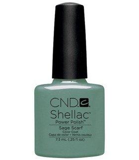 CND Shellac Sage Scraft - 7,3 ml