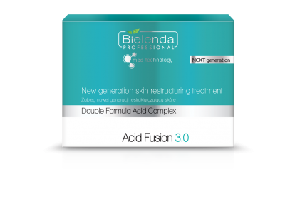 Bielenda ACID FUSION 3.0 zestaw 5 zabiegów Abant