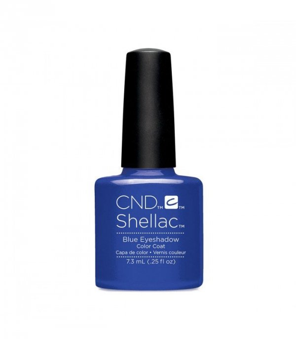 Lakier CND Shellac Blue Eyeshadow 7,3 ml