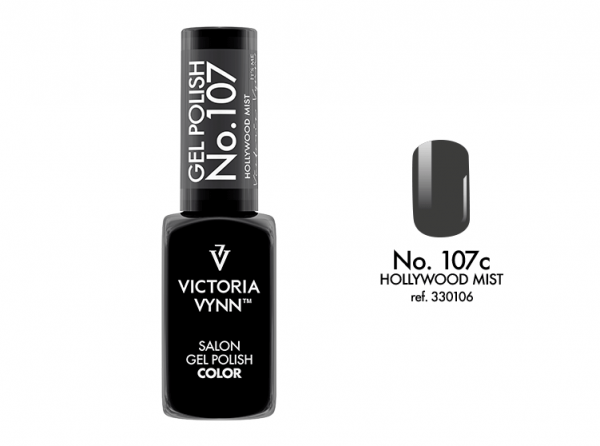 Victoria Vynn Gel Polish Color - Hollywood Mist No.107 8 ml