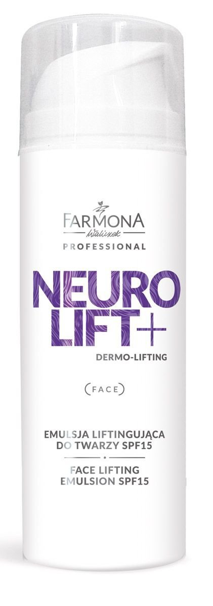 Farmona Neuro Lift - Emulsja liftingująca SPF15 150ml