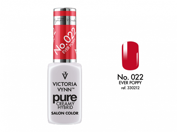 Victoria Vynn Pure Color - No.022 Ever Poppy 8 ml