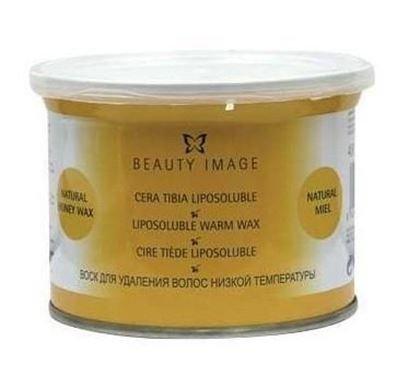Wosk naturalny - żółty (żywiczny) - puszka - 500 ml