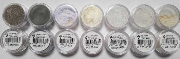 Victoria Vynn - Pyłek efekt Syrenki Dust Gold No04 4g !!!