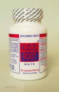 Kudzu Root White 50 kapsułek/500mg