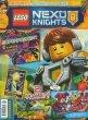 Lego Nexo Knights magazyn 4/2016 + 2 globlinowe pająki