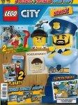 LEGO City magazyn 1/2017 + policjant i złodziejaszek