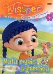 Wissper Kolekcja filmowa 4 Mała mysia tajemnica (DVD)