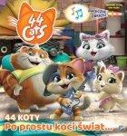 44 Koty Magiczne obrazki 1 Po prostu koci świat...(z latarką)