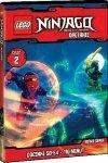 Cartoon Network Przedstawia 4/2017 + DVD LEGO Ninjago Opętanie cz.2