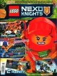 LEGO Nexo Knights magazyn 7/2018 + królewski strażnik