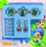Nick Jr. edycja limitowana 1/2018 + biżuteria Shimmer i Shine