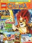 LEGO Chima magazyn nr 10/2014 + SYKOR