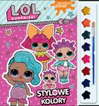 L.O.L. Suprise! Malowany świat Stylowe kolory