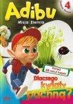 Adibu Misja Ziemia Kolekcja filmowa cz. 4 DVD Dlaczego kwiaty pachną?