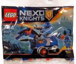 MiniMini+ magazyn Wydanie specjalne + LEGO Nexo Knights 30377