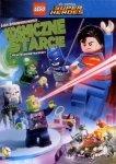 PREZENT ZA ZAKUPY za 90 zł - DVD LEGO Super Heroes Liga Sprawiedliwości Kosmiczne Starcie