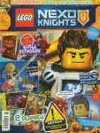 Lego Nexo Knights magazyn 1/2016 + LANCE