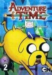 Adventure Time Pora na przygodę 2 Kolekcja filmowa (DVD)