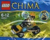 Scooby-Doo! Zestaw Wakacje z duchami - 2 książki + Lego Chima 30253