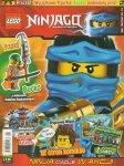 Lego Ninjago magazyn 8/2016 + Bucko, podniebny pirat