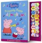 Świnka Peppa Przygody Peppy z dźwiękami