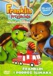 Franklin i przyjaciele kolekcja filmowa 3 Franklin i podróż ślimaka (DVD)