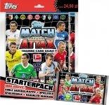 Match Attax Bundesliga 2012/13 zestaw startowy z klaserem