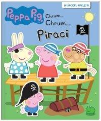 Świnka Peppa Chrum… Chrum… 58 Piraci