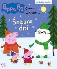 Świnka Peppa Chrum… Chrum… 55 Śnieżne dni