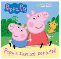 Świnka Peppa Czytajmy razem 3 Peppa zawsze zaradzi!