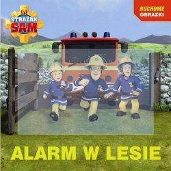 Strażak Sam Alarm w lesie (z okładką 3D)