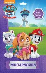 Psi Patrol Megapaczka Skye (szablon + kolorowanki + naklejki + 6 kredek)