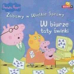 Świnka Peppa Zabawy w Wielkie Sprawy 18 W biurze taty świnki