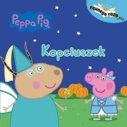 Świnka Peppa Pewnego razu 1 Kopciuszek