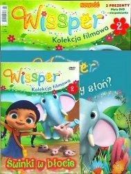 Wissper Kolekcja filmowa 2 Świnki w błocie (DVD)