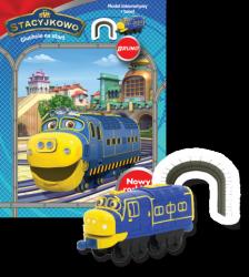 Stacyjkowo Ciuchcie na start 3 + lokomotywa BRUNO + tunel
