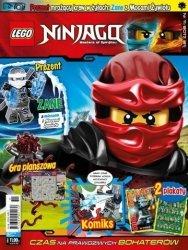 LEGO Ninjago magazyn 11/2017 + ZANE