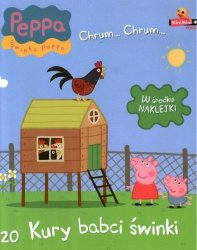 Świnka Peppa Chrum… Chrum… 20 Kury babci świnki