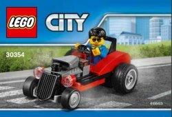 Cartoon Network Wydanie specjalne 1/2017 + LEGO City 30354